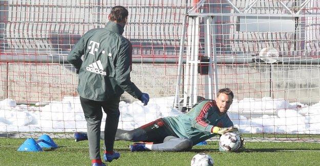 FC Bayern Munich, Manuel neuer fit pour FC Augsburg et le FC Liverpool