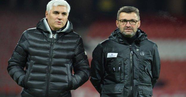 FCN: Manager ET Entraîneur de chemin!: Boss Tremblement de terre beim1. FC Nuremberg