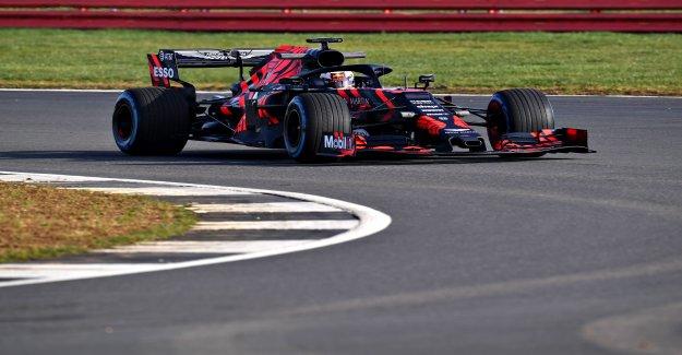 Formule 1: Red Bull-Honda choque, avec une Conception exceptionnelle