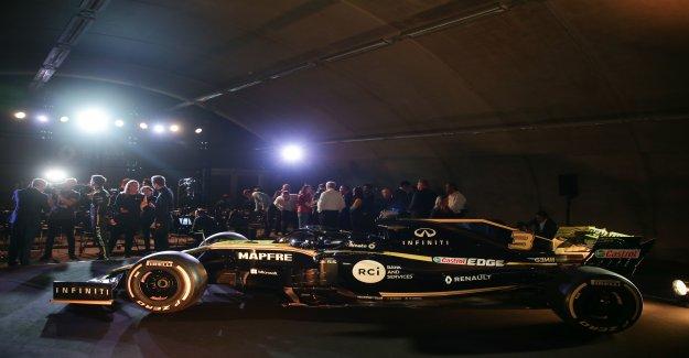 Formule 1: Ricciardo est chez Renault pour en Finir avec les Excuses de Vue