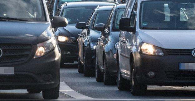 Francfort: l'Arrêt de la City: Le nous coûte de l'Embouteillage