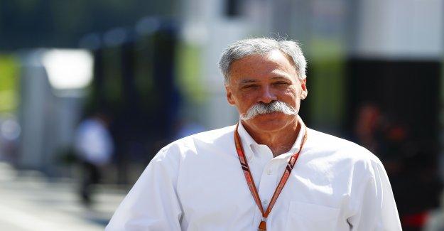 GP-Promoteur de critiquer Formule 1 Propriétaire - Vue