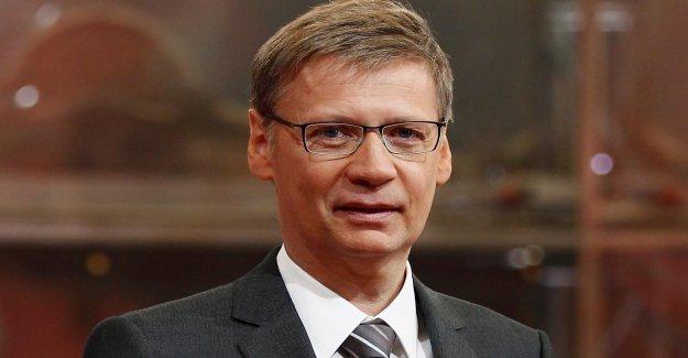 Günther Jauch: animateur de talk-show s'attend à de l'ARD à partir de