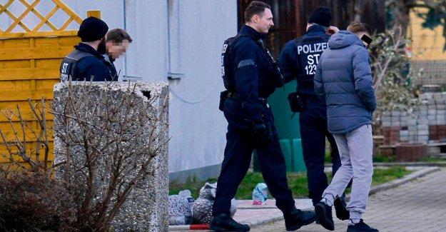 Halle: 40 Kilos de Drogues Raid trouvé