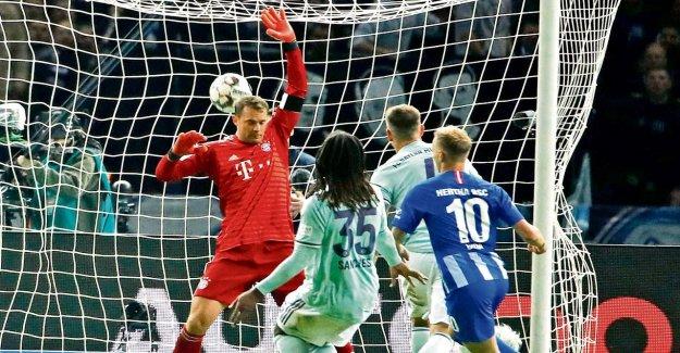 Hertha en Coupe contre le Bayern: Quatre Raisons pour les Quarts de finale!