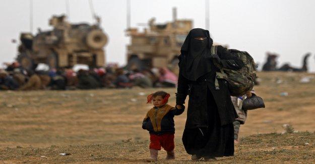 IS-Terrormiliz perd la majeure partie de son dernier Bastion de Vue