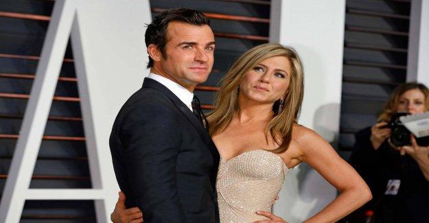 Jennifer Aniston a célébré 50. Anniversaire avec son Ex-Mari Brad Pitt - Vue
