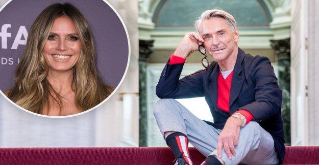 Joop croit, Heidi Klum est enceinte: Cela m'a Tom dit!