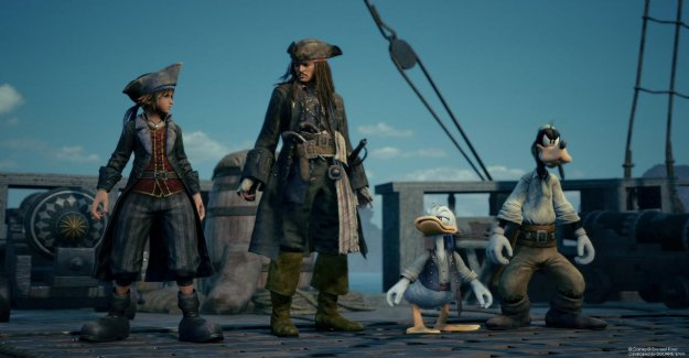 Kingdom Hearts 3: La Rollenspieltraum pour les Fans de Disney?