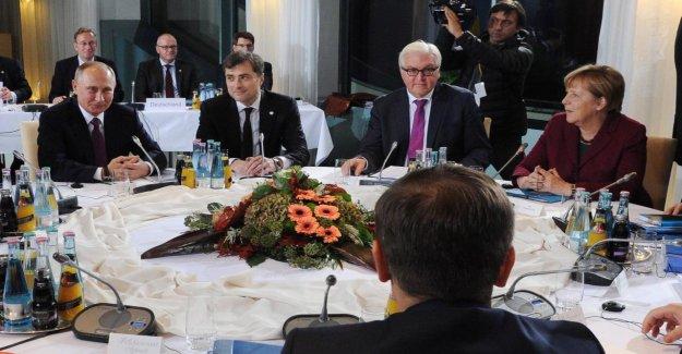 Kremlin-Taille prédit: Putinismus 100 Ans de régner