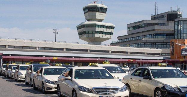 LPP-Grève à Berlin: À l'Aéroport de Tegel menace de le Vendredi le Chaos
