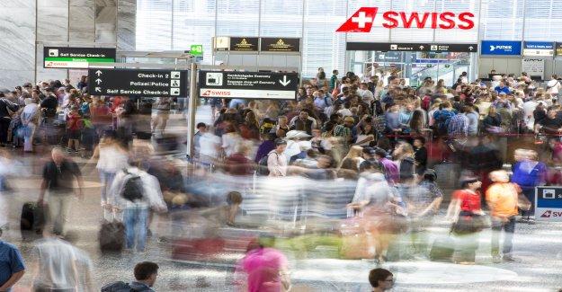 L'aéroport de Zurich: 200 Passagierbetreuer craignent pour leur Emploi - Vue