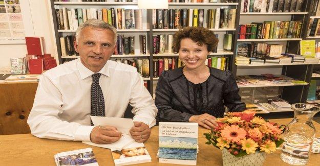 L'ancien conseiller Fédéral Didier Burkhalter parle de son Cancer de Vue