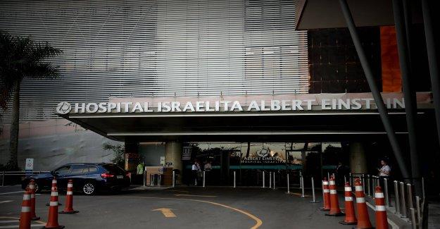 Le Président du brésil, Bolsonaro, souffre d'une Pneumonie - Vue