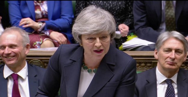 Le parlement n'ose pas lui: Theresa May perd prochaine Brexit Vote
