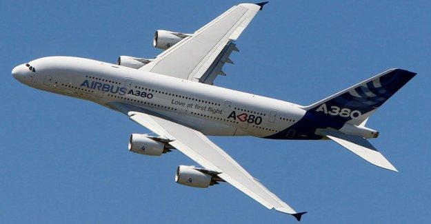 Le plus grand Passagierjet le Monde: Airbus Production de l'A380
