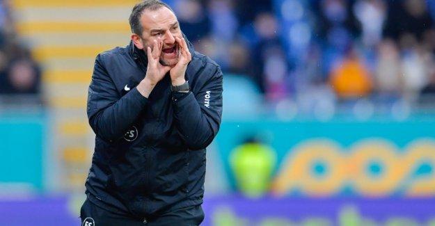 Les adversaires du HSV: a Schmidt de Heidenheim un Hit