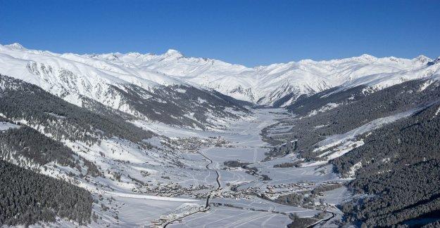 Les chasseurs mettent en garde contre Tir: Blanc Chamois en Valais repéré à - Vue
