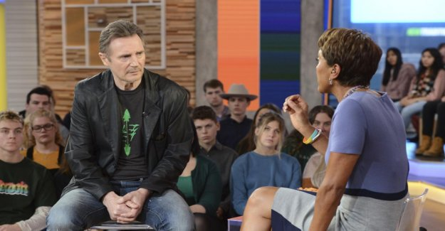 Liam Neeson se bat Reproches pour sa Carrière à Hollywood