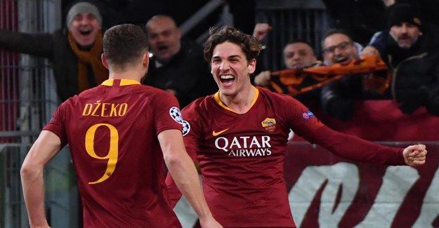 Ligue des Champions: Deux Passes décisives contre Porto: Dzeko définit Rome la Victoire sur
