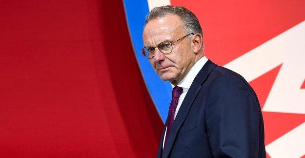 Ligue des Champions: Karl-Heinz Rummenigge appelle en Direct les Jeux en Free-TV