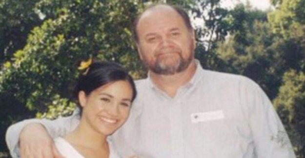 Meghan Markle: Triste et amère Plainte contre son Père