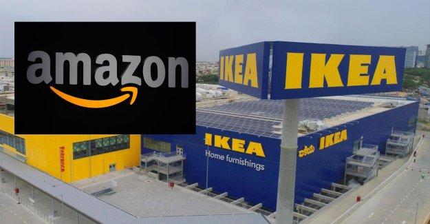 Meubles Géant de l'envisage en Ligne Magasin, il Y a bientôt IkeaZON?