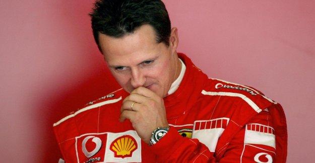 Michael Schumacher: l'Hélicoptère a volé à lui dans la Villa sur l'île de Majorque