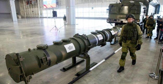 Moyenne portée des Missiles: nous Menace d'une nouvelle Course à l'armement dans les domaines nucléaire?
