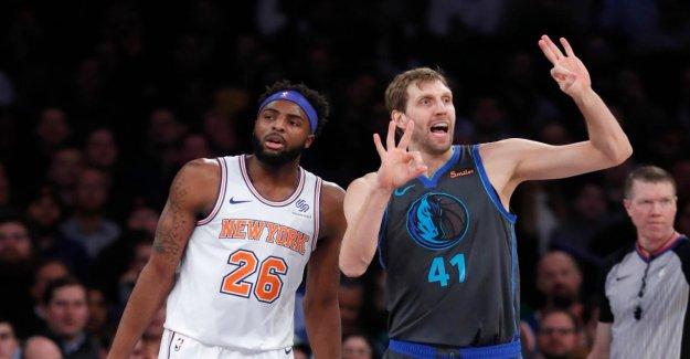 NBA: Dallas Mavericks gagner contre les Cavaliers de Cleveland