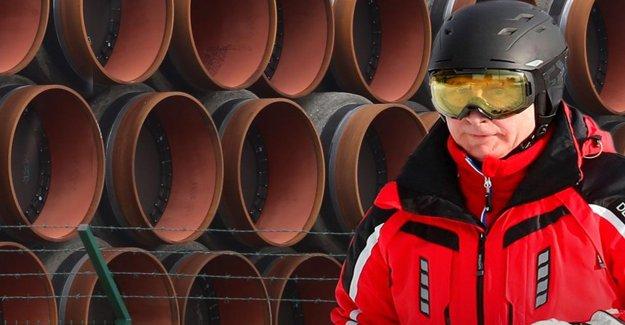 Nord Stream 2: UE de Compromis à la Fin de Gazprom-Plans
