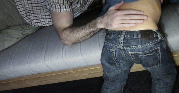 Pädo Sexe de l'Essai: Zimmermann (33) reçoit les Enfants-Interdiction - Vue