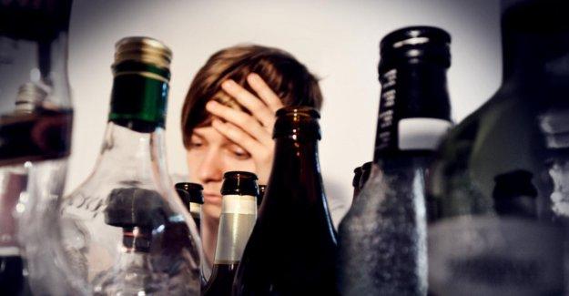 Partenaire boit trop d'Alcool peut détruire la Relation