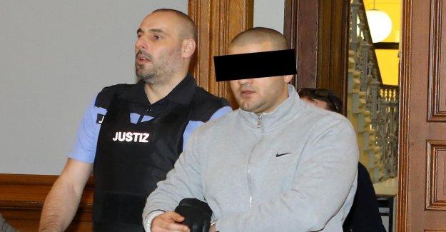 Processus de Leipzig: Gangster tire Gangster Balle dans la Tête