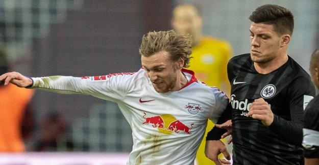 RB Leipzig: l'Entraîneur Ralf Rangnick fait Emil Forsberg Pression