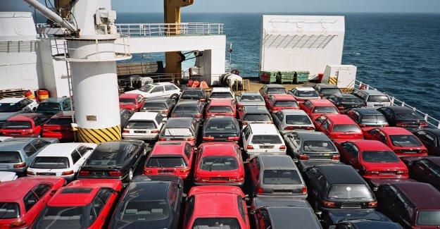 Recyclage: Ce qui se passe avec les Suisses de l'Alt et de voitures d'Occasion, en Vue