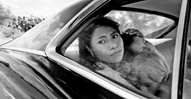 Roms le meilleur Film du Monde? Mexique-Drame pour 10 Oscars nominé