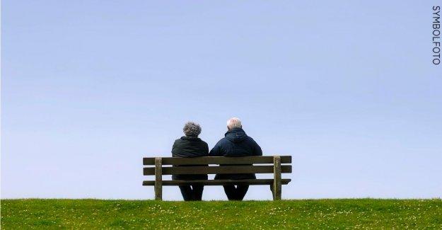 Sarrebruck: Des Pensions-Report: les pensions de Vieillesse, dans la Sarre
