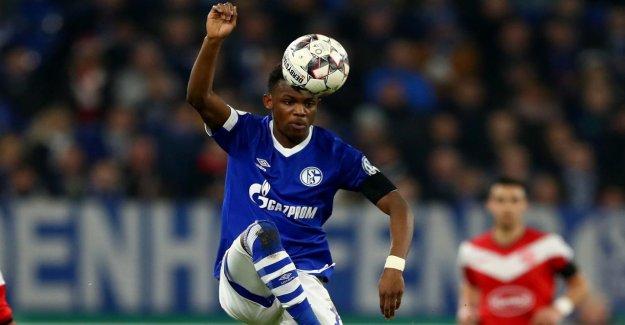 Schalkes Rabbin Matondo révèle que DORTMUND Secret: »Sancho est mon Modèle!