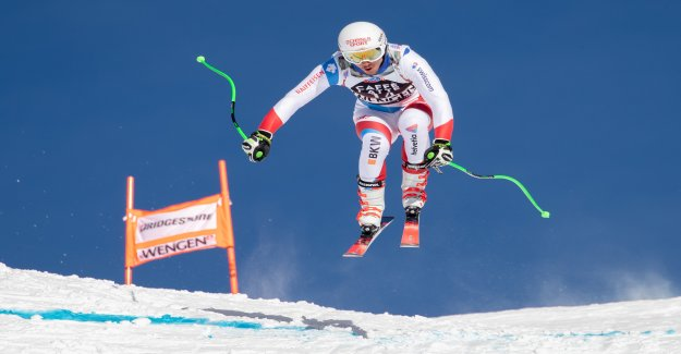 Ski Alpin: Swiss-Ski Chef de justifier Jankas coupe du monde de Nomination - Vue