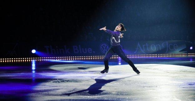 Stéphane Lambiel sur Art on Ice et sa Vie aujourd'hui - Vue