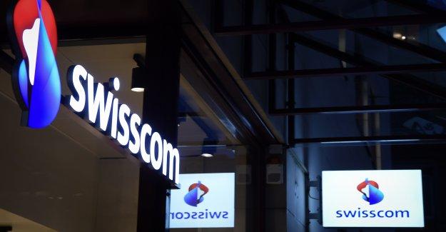Swisscom veut Site en Hollande de créer une Vue