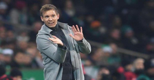 TSG Hoffenheim: Afin de tromper Nagelsmann Espère fit