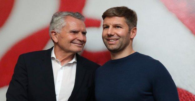 Tâche herculéenne pour les Nouveaux: Hitz doit VfB et le Patron de Dietrich sauver