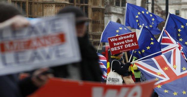 Theresa May fixe une nouvelle date Limite pour Brexit Deal Vue