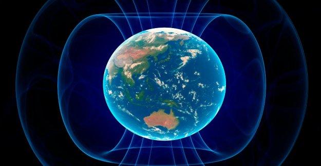 Une nouvelle Étude le prouve: en Terre, le champ Magnétique est le plus grand Tambour du Monde
