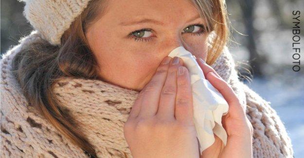 Vaccin tous: Plus de Cas de Grippe dans la Hesse
