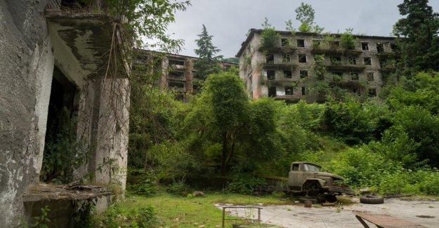 Villes fantômes: Un couple d'Habitants, il y a encore