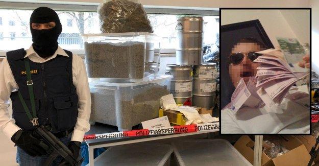 10 Millions d'Euros de Chiffre d'affaires: Le Luxe de la Vie d'un trafiquant de drogue à Munich