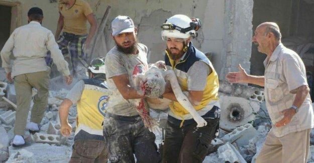 8. Anniversaire de la Syrie, la Catastrophe: L'Horreur Bilan de la Guerre d'Assad